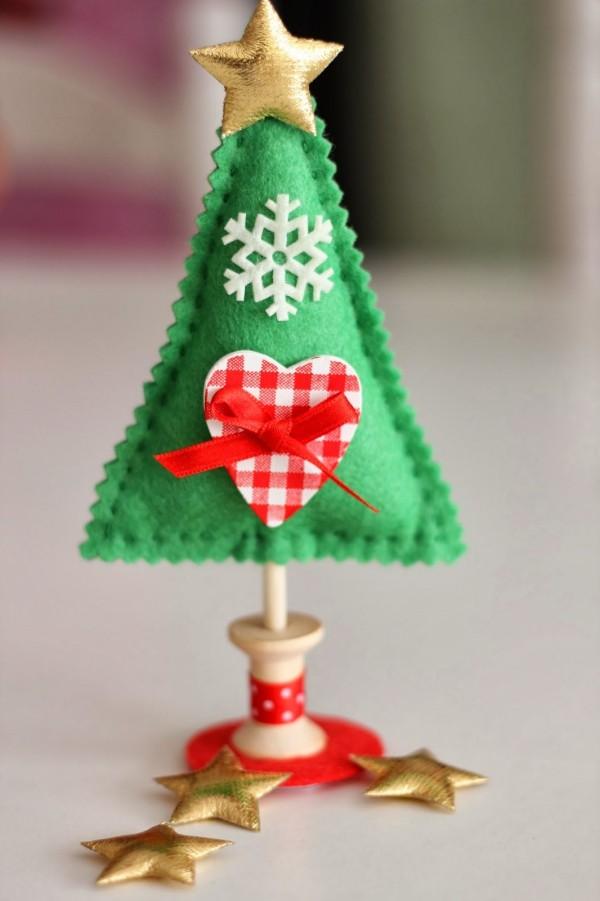 weihnachtsdeko selber basteln kleiner aufwand gro e wirkung. Black Bedroom Furniture Sets. Home Design Ideas