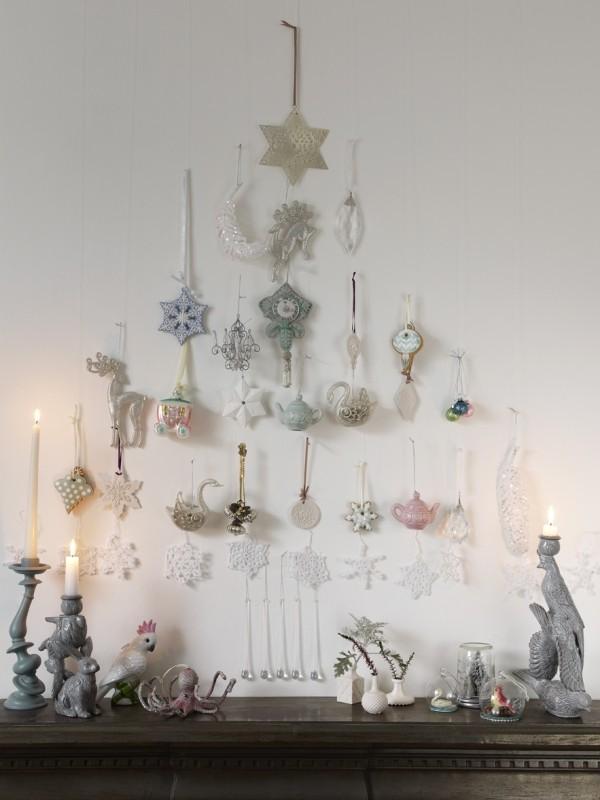 diy weihnachtsbaum dekoanhaenger kreativ frisch