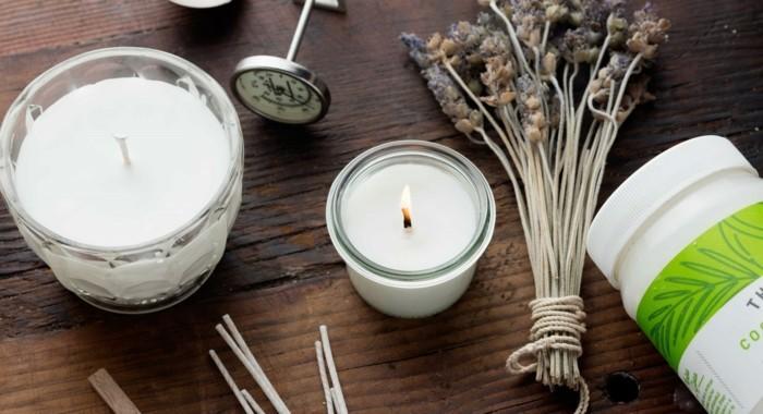 duftkerzen selber machen fabulous selber machen duftkerze diy anleitung kerze upcycling. Black Bedroom Furniture Sets. Home Design Ideas