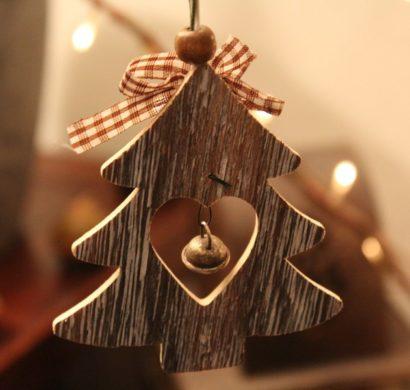 Weihnachtsdeko Selber Basteln Kleiner Aufwand Grosse Wirkung