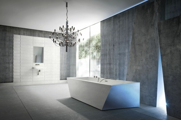 fugenloses bad hat gewisse vorteile und moderne vision. Black Bedroom Furniture Sets. Home Design Ideas
