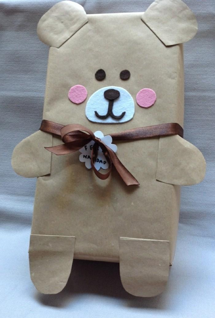 geschenke origenell verpacken weihanchtsbasteln geschenkideen alternative