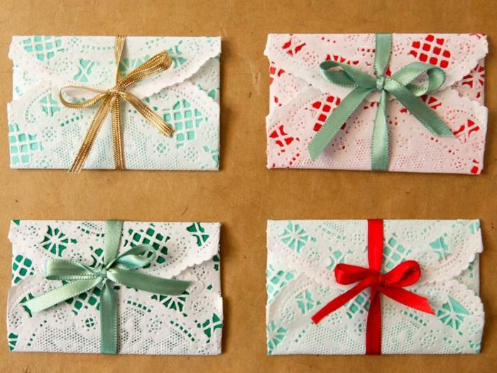 geschenke origenell verpacken weihanchtsbasteln geschenkideen geldgeschenke verpacken