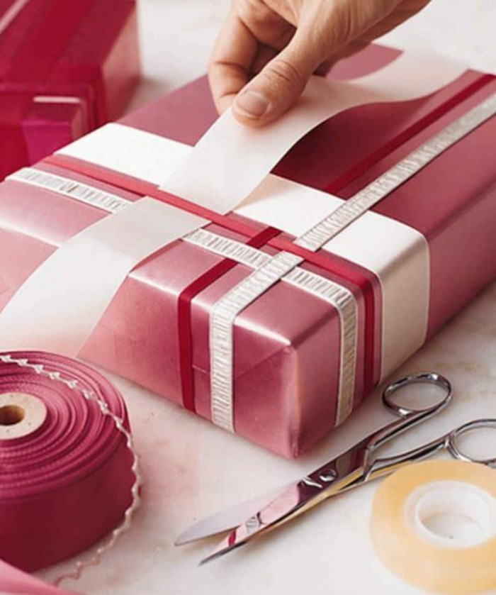 geschenke origenell verpacken weihanchtsbasteln geschenkideen selber machen