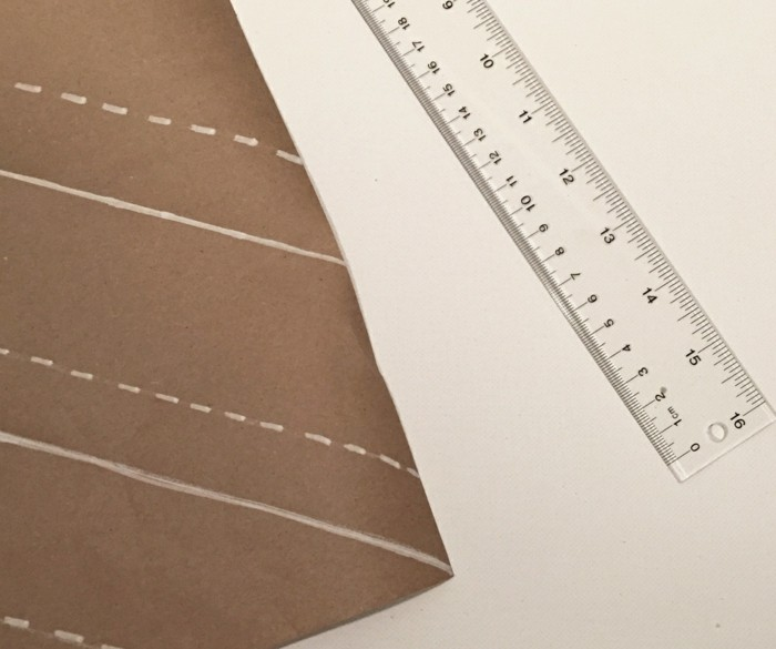 geschenkpapier weihnachten diy ideen muster erstellen