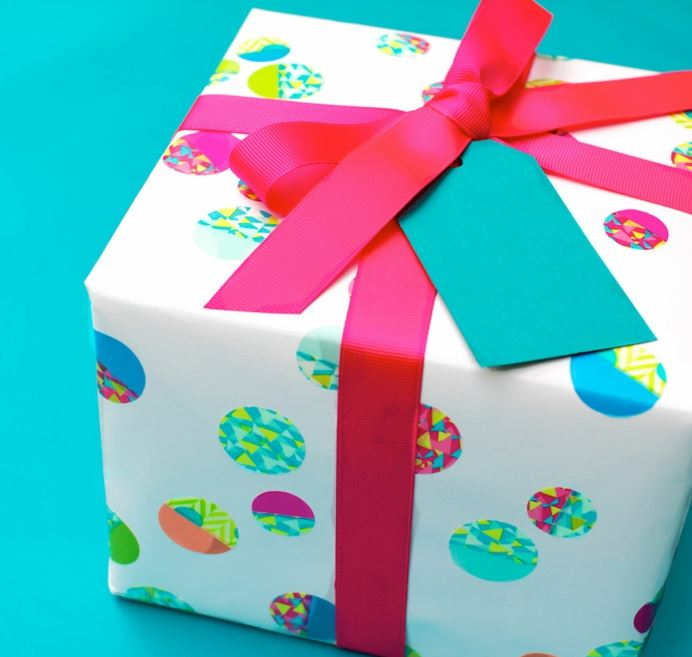 geschenkpapier weihnachten diy ideen winterlich