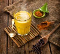 Goldene Milch Rezept: Vegan oder nicht – total lecker und extrem gesund!