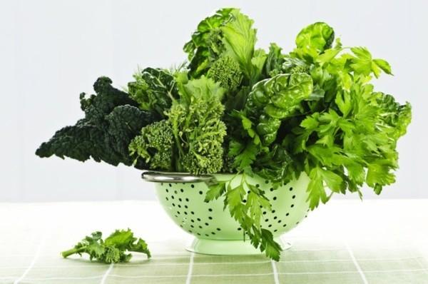 grünkohl brokkoli petersilie was hilft gegen rückenschmerzen