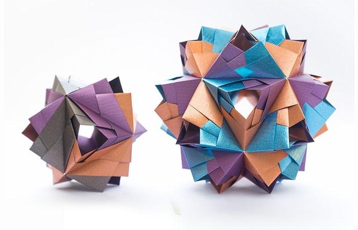 herrnhuter stern selber basteln inspiriert aus papier