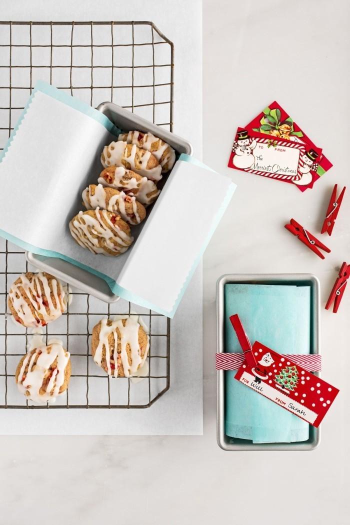 kekse backen als geschenk zu weihnachten weihnachtsdessert