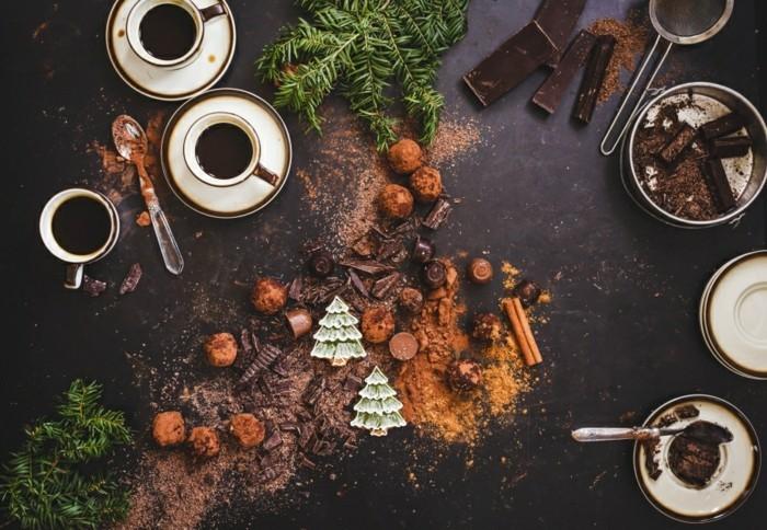 last minute weihnachtsdessert zubereiten