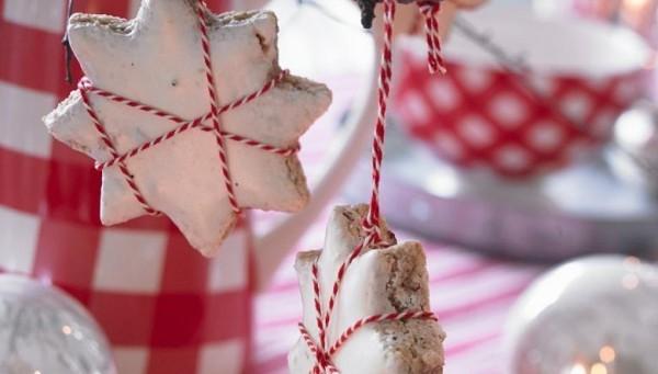 lebkuchen weihnachtsdeko selber basteln ideen
