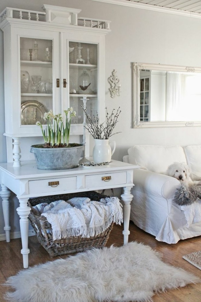 shabby chic m bel 35 innendesigns wo m bel eine. Black Bedroom Furniture Sets. Home Design Ideas