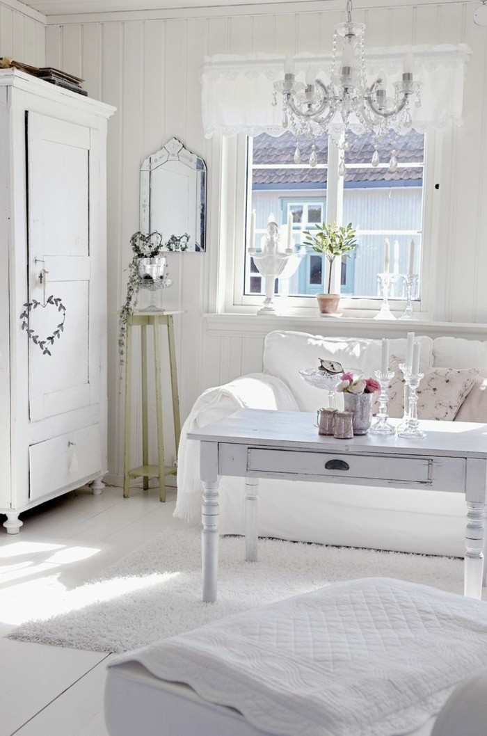 shabby chic selber machen und dem zuhause ein authentisches raumgef hl verleihen. Black Bedroom Furniture Sets. Home Design Ideas