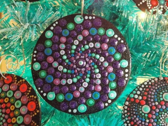 mandala zu weihnachten ausmalbilder weihnachtsschmuck