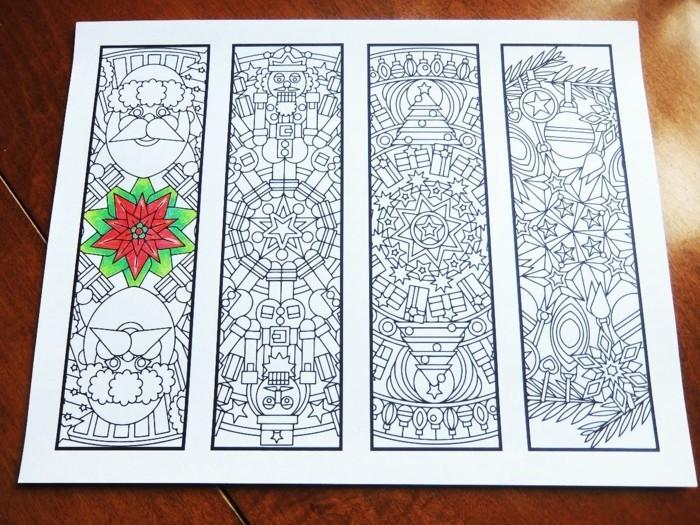 mandala zu weihnachten ausmalbilder weihnachten abstrakt