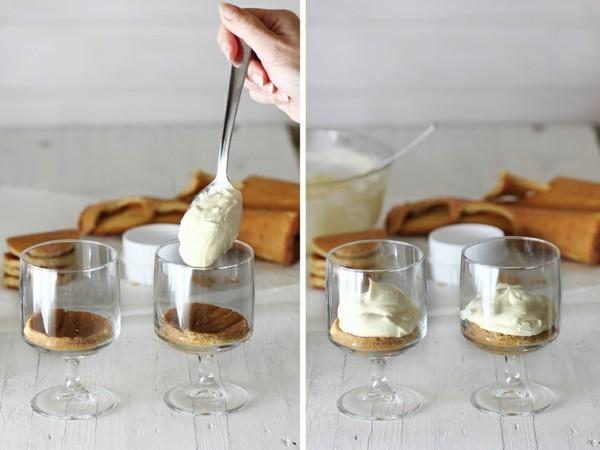 mascarpone biscuites tiramisu im glas rezept