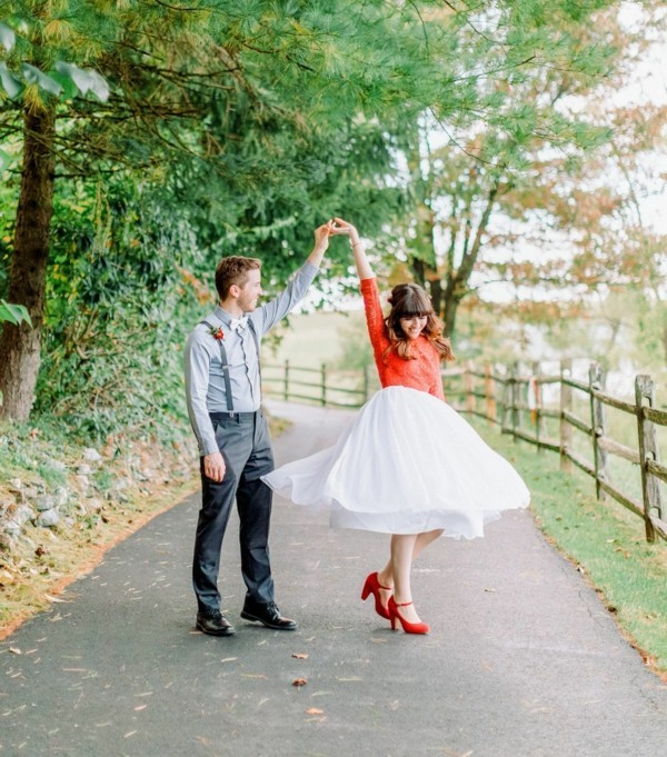 The motto wedding as a unique experience - 30 ideas for your unforgettable wedding