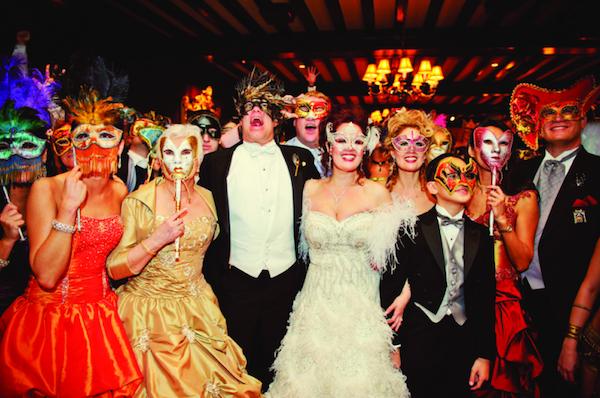 mottohochzeit feierliche stimmung party