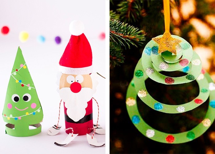 Weihnachtsbasteln Mit Kindergartenkinder.Weihnachtsbasteln Mit Kindern 100 Originelle Und Ganz Einfache