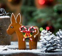 Nikolausgeschenke basteln- 33 DIY Ideen und anregende Beispiele zum Fest