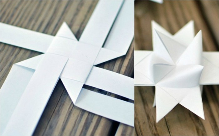 origami fröbelstern basteln mit kindern