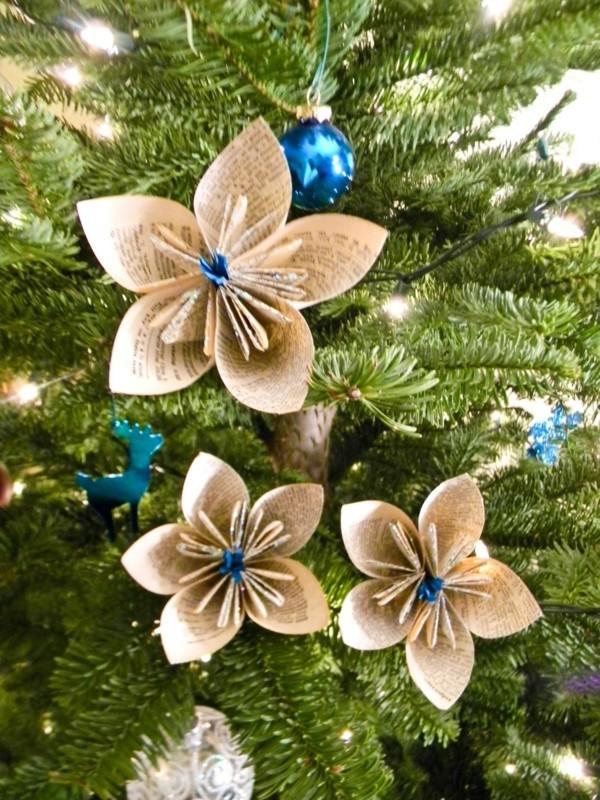 diy weihnachtsgeschenke aus und mit papier die zugleich als stilvolle deko dienen fresh ideen. Black Bedroom Furniture Sets. Home Design Ideas