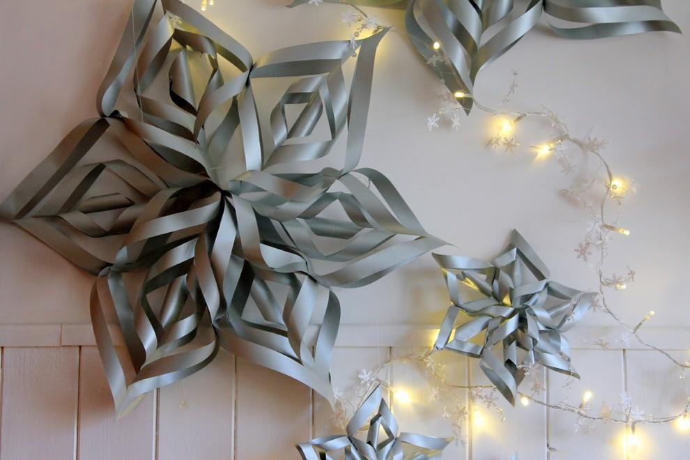 Papiersterne Basteln Zu Weihnachten Oder Silvester