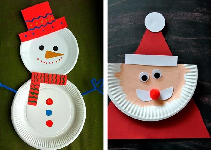 Weihnachtsbasteln Mit Kindern 100 Originelle Und Ganz Einfache