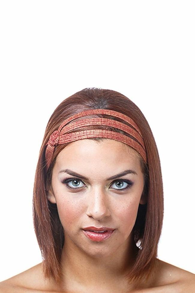 Einen Frohlichen Winter Erreichen Sie Durch Frisuren Mit Haarband