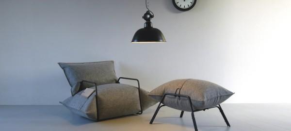relax stuhl aus modulen