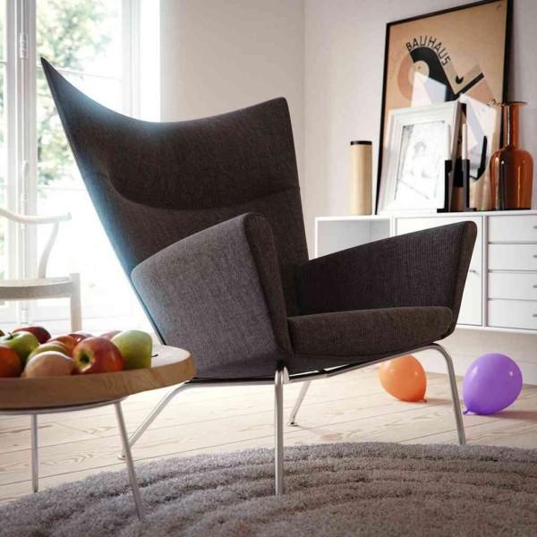 retro stil interpretation relax stuhl