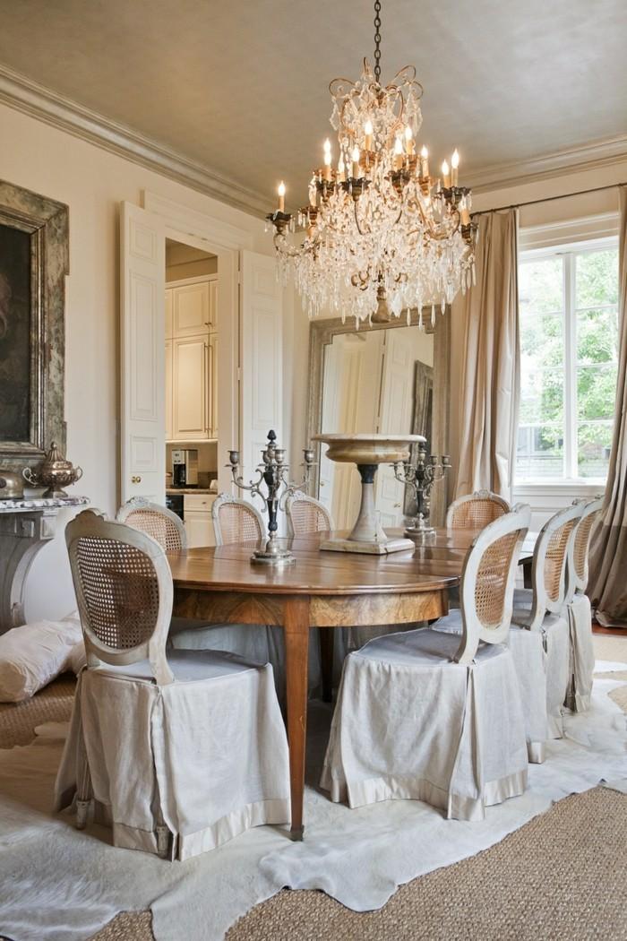 shabby chic m bel 35 innendesigns wo m bel eine wohlf hloase schaffen. Black Bedroom Furniture Sets. Home Design Ideas
