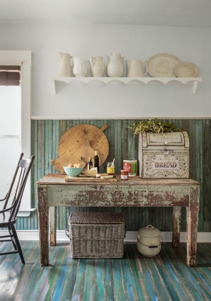 shabby chic m bel 35 innendesigns wo m bel eine. Black Bedroom Furniture Sets. Home Design Ideas