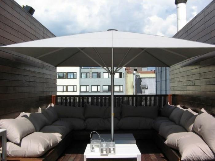 sonnenschirme guenstig terrasse und gartenzubehoer dachterrasse