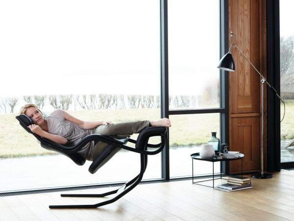 super-´moderner relax stuhl zum liegen