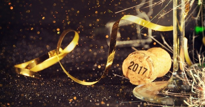 sylvester 2017 party frisuren korken