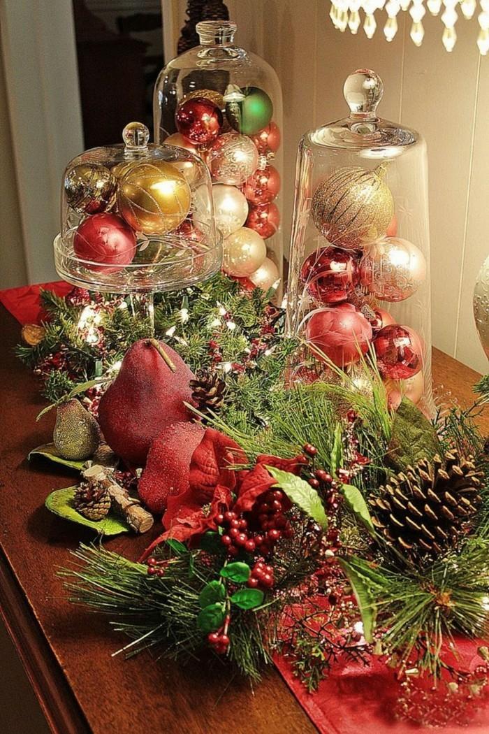 tannebaum weihnachten tischdekoration