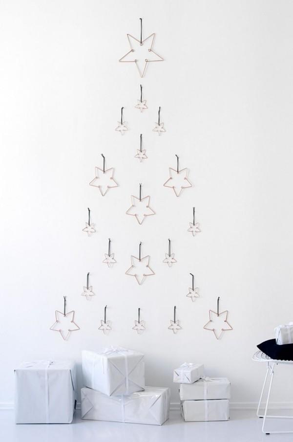 Ber 20 diy ideen wie sie einen weihnachtsbaum basteln for Ikea tannenbaum