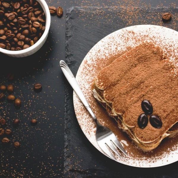 tiramisu im glas rezept italienisch kaffee kakao