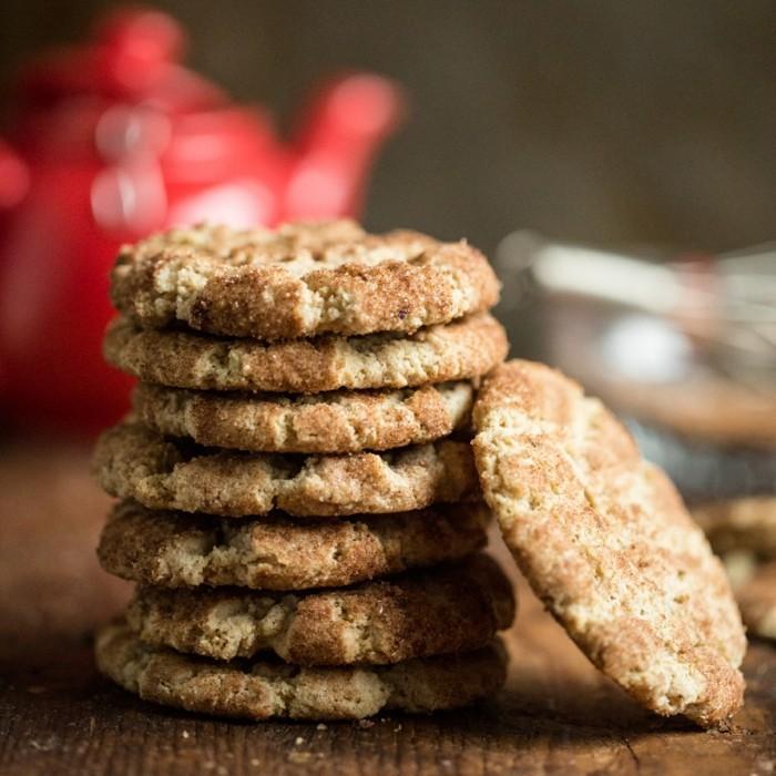 vegan backen einfache kekse advent