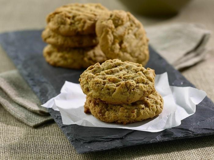 vegan backen einfache kekse klein