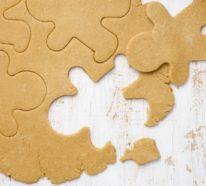 Vegan backen- einfache Kekse, die gesund und lecker schmecken