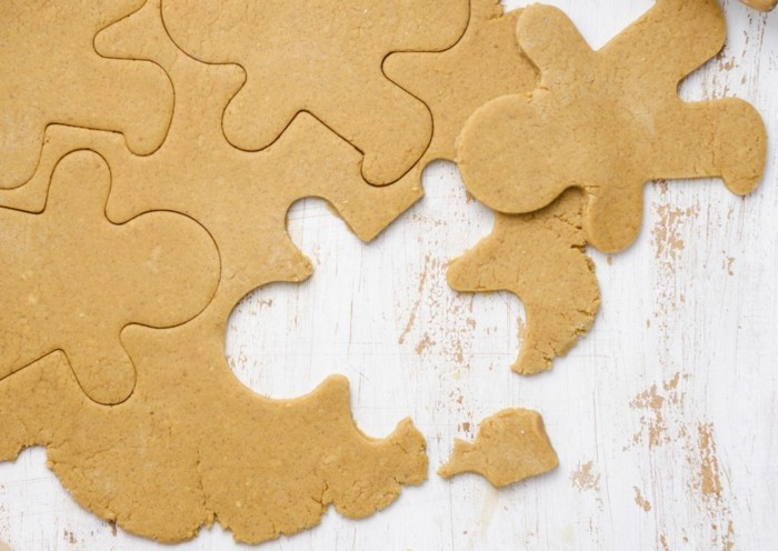 vegan backen einfache kekse lebkuchen