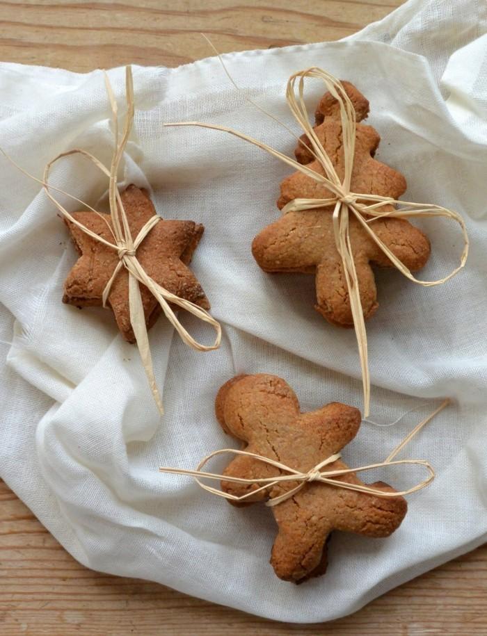 vegan backen einfache kekse maennchen