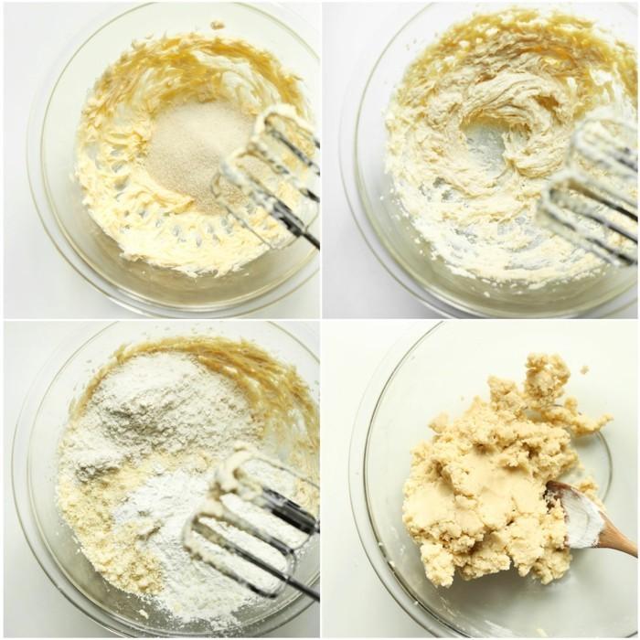 vegan backen einfache kekse ruhren