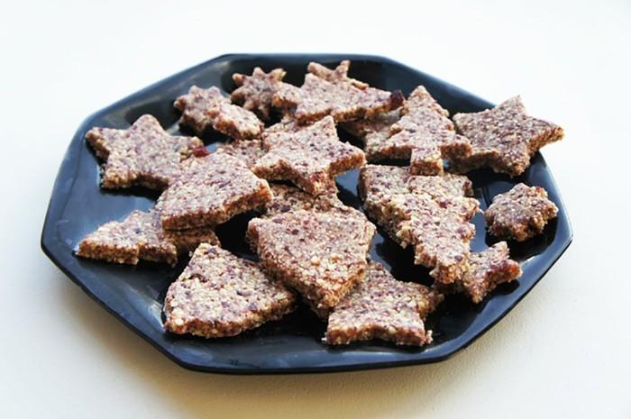 vegan backen einfache kekse saat