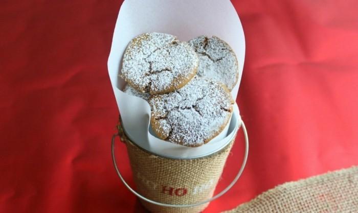 vegan backen einfache kekse verschenken