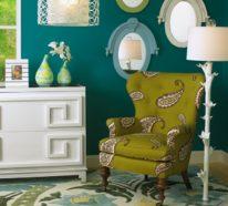 ▷ 1000 Ideen für Wandfarbe - erfahren Sie die neusten Tendenzen ...