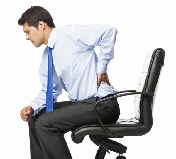 was hilft gegen rückenschmerzen im büro